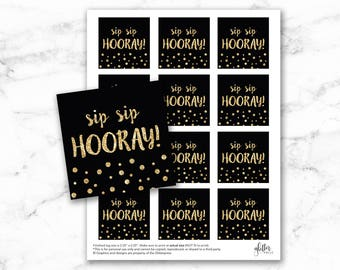 Revered image with regard to sip sip hooray printable