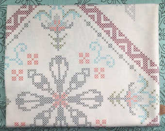 Half Yard - LouLouThi Needleworks by Anna Maria Horner for Free Spirit Fabrics - Visions in Powder