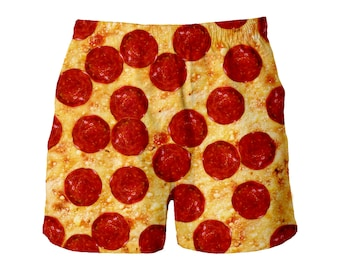 New Pizza toppingsShorts