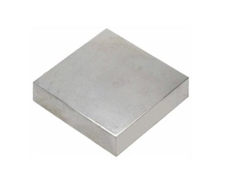 Steel Bench Block  2 Inch Specialty Metal stamp Number and Letter Stamping