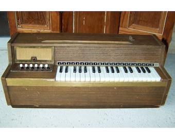 Japan Musical Instrument Manufacturing Nippon Gakki Yamaha Electric Chord Organ