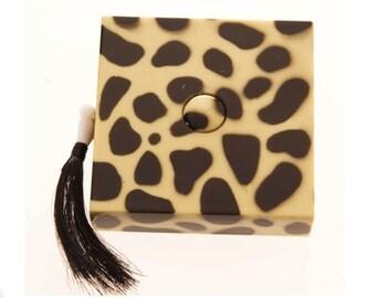 Leopard Tape Measure