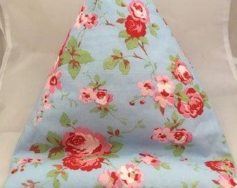 Ipad/tablet beanie in Cath Kidston Rosali fabric