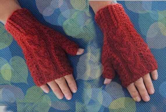 For Men Fingerless Gloves 100% Cashmere Warm Cozy Hand Warmers Stocking Stuffers Elegant Design Women Gloves