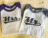 Mr & Mrs Shirt, Hubby and Wifey Shirt, Mr and Mrs Shirt, Mr Shirt, Mrs Shirt, Honeymoon Shirts
