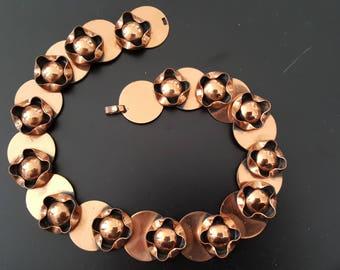 Rare vintage Renoir necklace