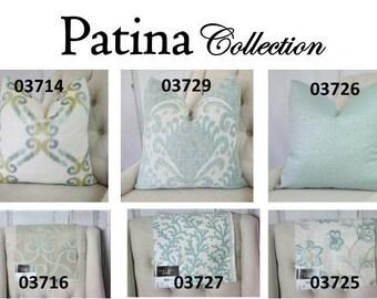 Designer Pillows, Teal, Accent Throw Cover, 24x24, 22x22, 18x18, 16x16, 20x20, 26x26, Lumbar, Home Decorating, Bedding