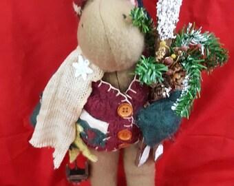 Christmas Moose*