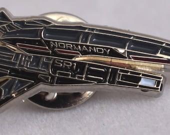 Mass Effect Normandy SR-1 Pin
