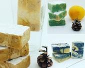 Soap Set: 3 pack - Gentle, Everyday, Advanced or Seasonal, Bundle - 3 bars of soap!