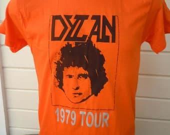 Size XL- (44) -- Dated 1979 Bob Dylan Shirt (Deadstock Unworn)