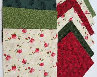 """45, 5"""" fabric squares, charm pack"""