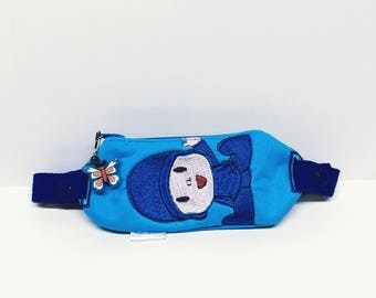 Insulin pump pouch / Pocoyo boy character