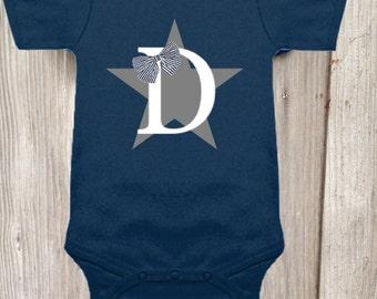 Dallas Inspired Bodysuit for Baby Girl