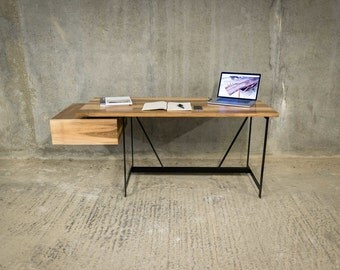 HANDRICK | Desk | American Black Walnut