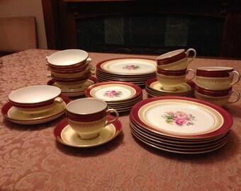 1930 Adderley Dishes
