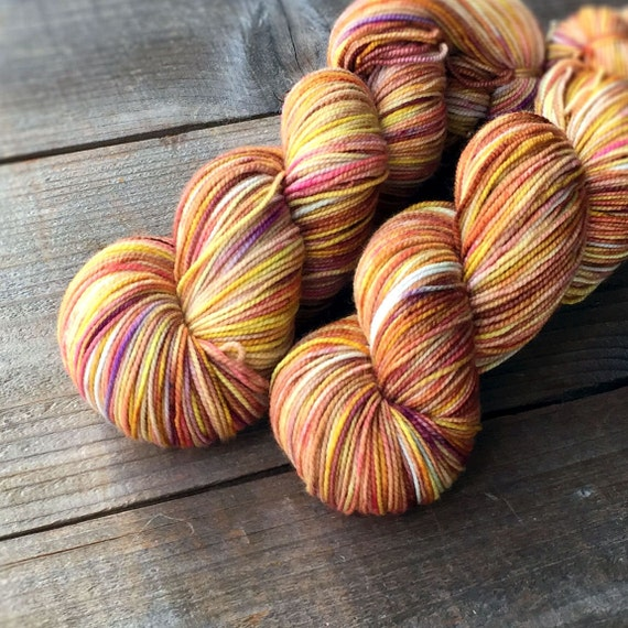 ENDLESS LOVER LIGHT American Sock, yarn, superwash merino, American made, knitting, sock yarn, wool