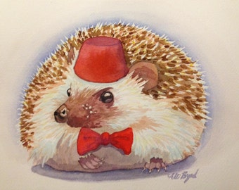 Hedgehogs Are Cool
