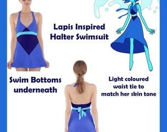 Lapis Lazuli Swimsuit SALE
