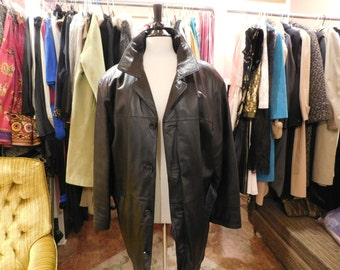 Men's Wilson leather size XL
