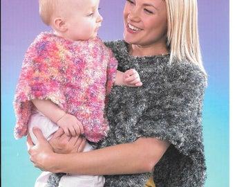Crochet poncho pattern Etsy UK