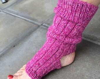 Yoga socks, dance socks.