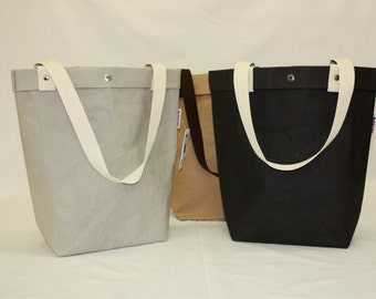 Washable Cellulose fiber ROME tote bag