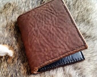 Buffalo Leather Wallet