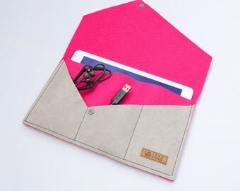iPad Air Cover, iPad Mini Cover, iPad Air Case, iPad Mini Case, Tablet Cover, Tablet Case, customized - Size 2 - FELT