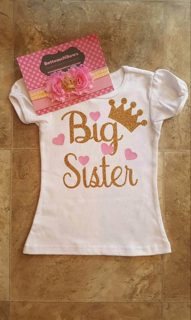 01d93c4ed7012 Glitter vinyl Pink and Gold shirt and headband set, Baby girl, toddler, cake