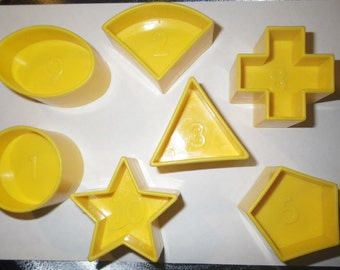 Replacement Piece Tupperware Shape-O-Ball ~ Tupperware Shapes