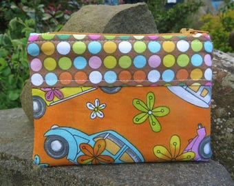 Funky VW Coin purse