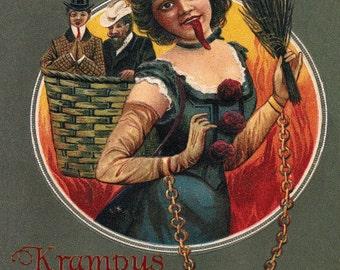 Krampus Koloring (Coloring) Book Vol 2