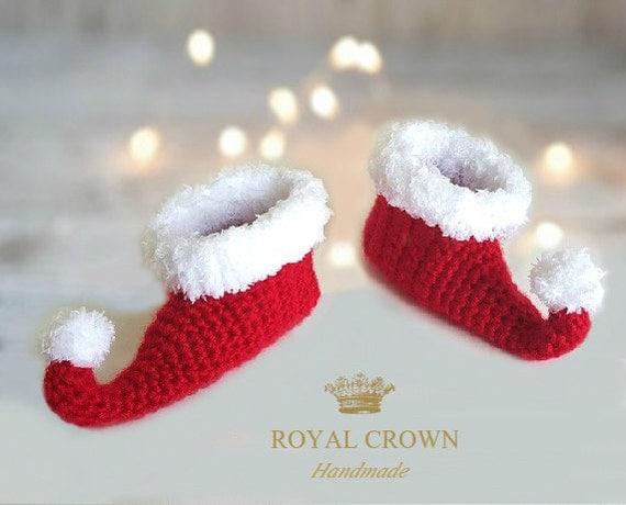 Knitting Pattern For Baby Elf Shoes : Elf ShoesCrochet Elf ShoesElf SlippersElf CostumeCrochet
