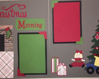 Christmas Morning Layout