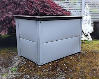 Urban Modern Planter Boxes - Great for Balconies & Decks, Urban Garden, Urban Gardening