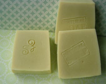 Olive Soap (No. 13) Vegan-without perfume oil.