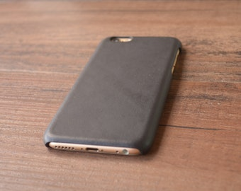 iPhone 6 Leather Case,Phone Wallet,iPhone 6s,iPhone 6PLUS,iPhone 6sPLUS - Personalized - Black Custom Engraved
