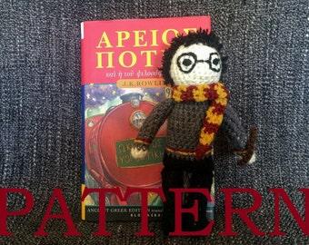 Patrones Amigurumi Harry Potter : Harry potter crochet Etsy