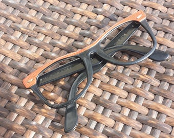 B&L Ray-Ban Wayfarer Leathers Sunglasses Frame W0498