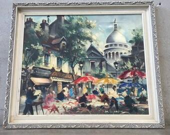 Maurice Legendre Painting (9LHL4T)