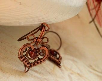 Sangona * enchanting earrings