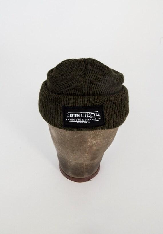 CL wool watch cap