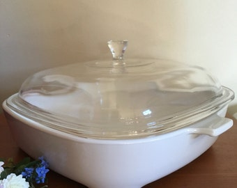 Vintage casserole dish with lid Micro mate