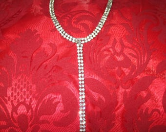 Sublime evening necklace!