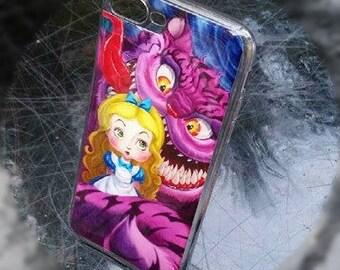 Alice  Iphone 7 Plus  / 8  Plus TPU Case/Cover