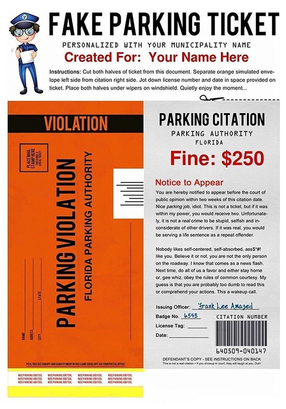 parking ticket template parking ticket template pl parkingeyepcn parking ticket template. Black Bedroom Furniture Sets. Home Design Ideas