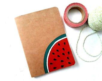 Notebook Inserts, Midori Notebook, Travelers Journal, Pocket Size Small Journal, Regural Size Notebook, Mini Journal, Writing Journal