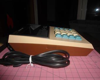 Vintage Montgomery Ward Electric Calculator