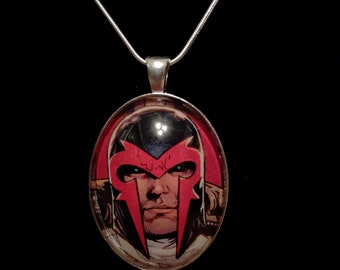 Marvel X-Men Magneto Large Pendant